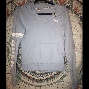 Light Blue VS PINK Jacket